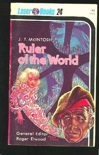 9780373720248: Ruler of the World (Laser Books, No. 24)