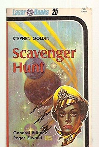 9780373720255: Scavenger Hunt (Laser #25)