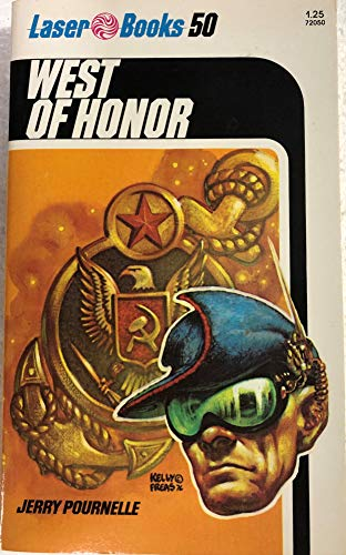 West of Honor (Laser Books, No. 50): Jerry Pournelle