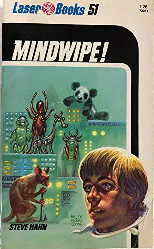 9780373720514: Mindwipe! (Laser Books, No. 51)
