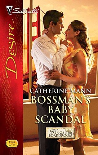 9780373730018: Bossman's Baby Scandal (Harlequin Desire)