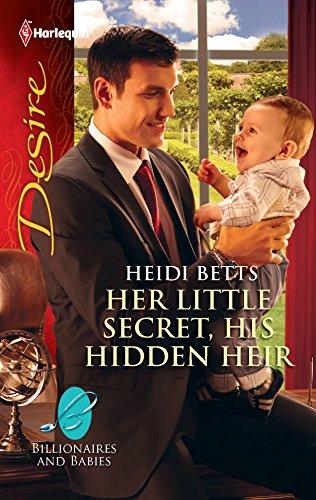 9780373731046: Her Little Secret, His Hidden Heir