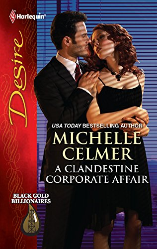 A Clandestine Corporate Affair (0373731191) by Celmer, Michelle