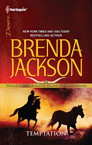 Temptation (0373731337) by Jackson, Brenda