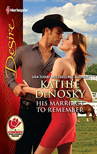9780373731749: His Marriage to Remember (Harlequin Desire)