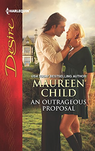 An Outrageous Proposal (037373204X) by Maureen Child