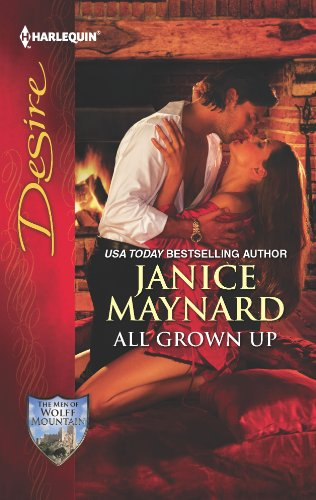 9780373732197: All Grown Up (Harlequin Desire)
