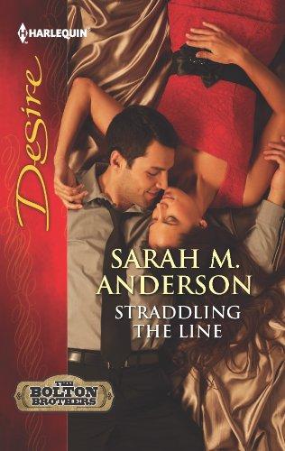 9780373732456: Straddling the Line