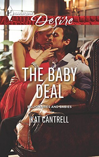 9780373732609: The Baby Deal (Harlequin Desire)