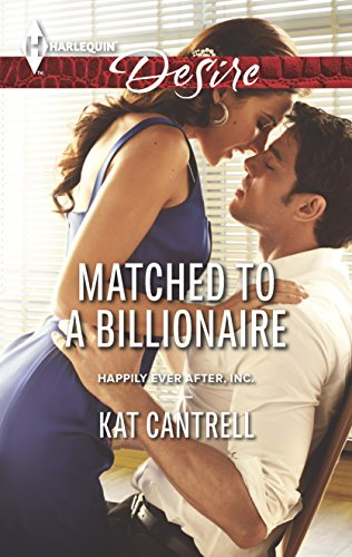 9780373733286: Matched to a Billionaire (Happily Ever After, Inc.)