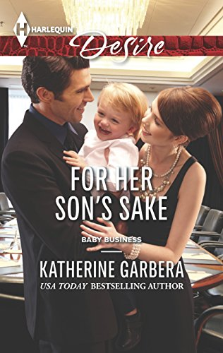 9780373733446: For Her Son's Sake (Baby Business)