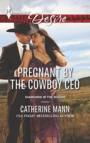 9780373733989: Pregnant by the Cowboy Ceo