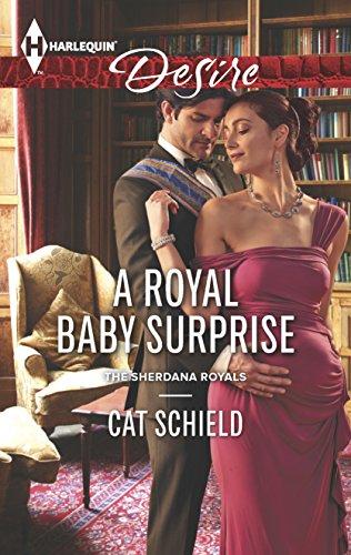 9780373734061: A Royal Baby Surprise (The Sherdana Royals)