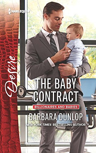 9780373734092: The Baby Contract (Billionaires and Babies)