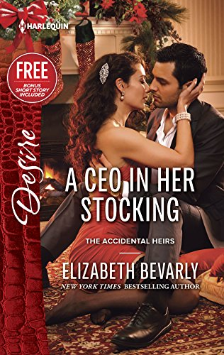 9780373734252: A CEO in Her Stocking: An Anthology (The Accidental Heirs)