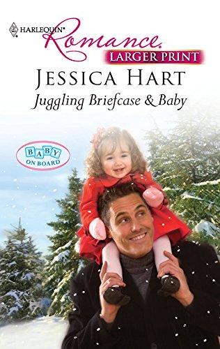 9780373740581: Juggling Briefcase & Baby