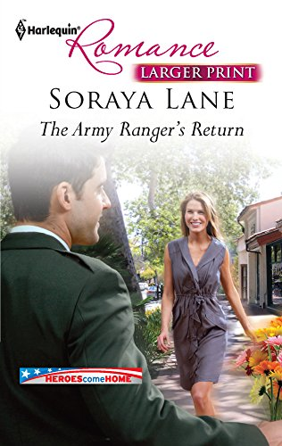9780373741199: The Army Ranger's Return