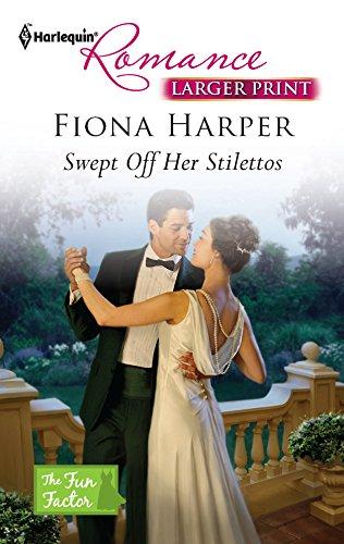 9780373741243: Swept Off Her Stilettos