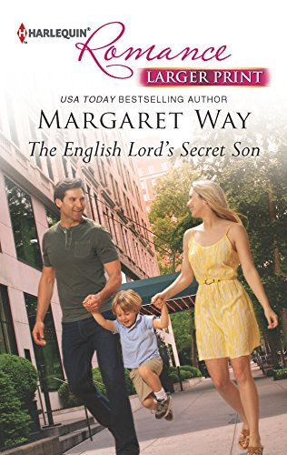 9780373742042: The English Lord's Secret Son (Harlequin Romance (Larger Print))