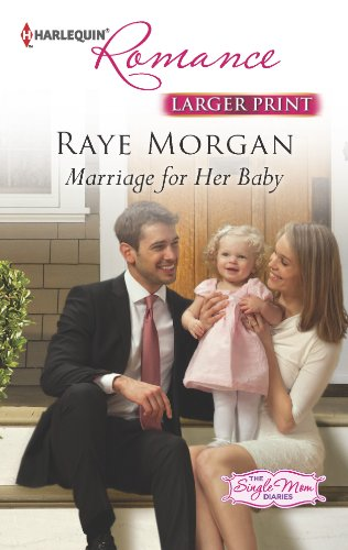 9780373742455: Marriage for Her Baby