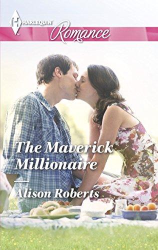 9780373742974: The Maverick Millionaire (Harlequin Romance Large Print)
