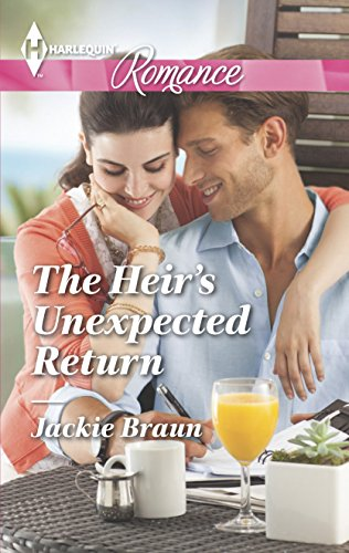 9780373743223: The Heir's Unexpected Return (Harlequin Romance)