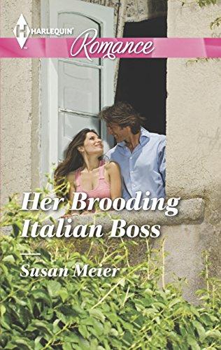 9780373743247: Her Brooding Italian Boss (Harlequin Romance (Larger Print))