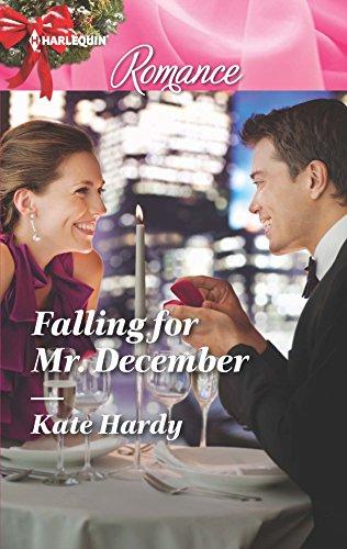 9780373743575: Falling for Mr. December (Harlequin Romance)