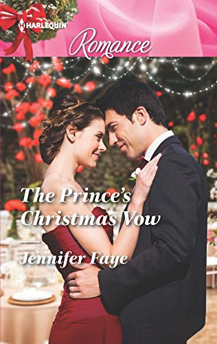 9780373743636: The Prince's Christmas Vow (Twin Princes of Mirraccino)
