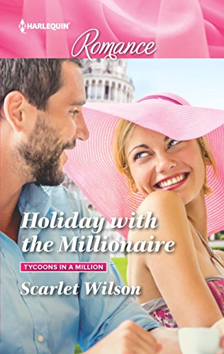 9780373743698: Holiday with the Millionaire (Tycoons in a Million)