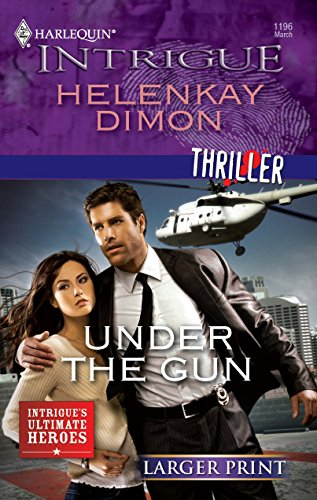 9780373745173: Under the Gun (Harlequin Intrigue (Larger Print))