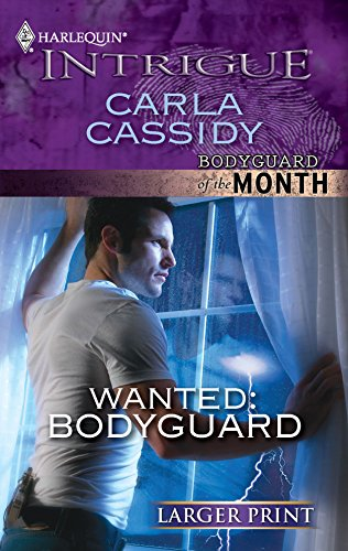 9780373745425: Wanted: Bodyguard