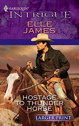 9780373745654: Hostage to Thunder Horse