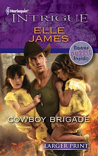 9780373746026: Cowboy Brigade