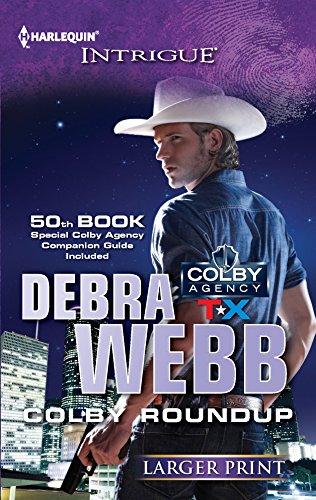 9780373746804: Colby Roundup: Colby Roundup\Colby Agency Companion Guide (Bonus)