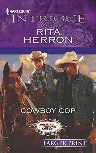 9780373747115: Cowboy Cop