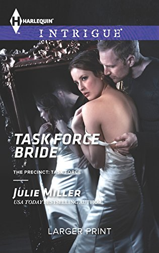 9780373747658: Task Force Bride (Harlequin Intrigue (Larger Print))