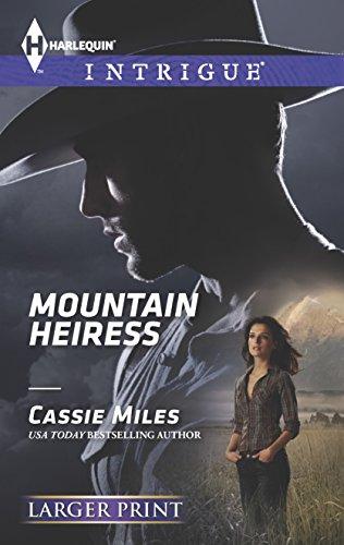 9780373747757: Mountain Heiress (Harlequin LP Intrigue)