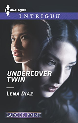Undercover Twin (Harlequin LP Intrigue): Diaz, Lena