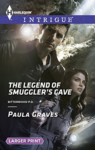 9780373748075: The Legend of Smuggler's Cave (Harlequin LP Intrigue\Bitterwood P.D.)