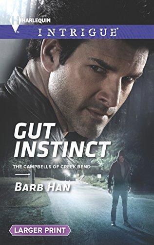 9780373748631: Gut Instinct (The Campbells of Creek Bend)