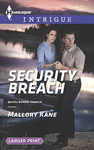 9780373748952: Security Breach (Harlequin Intrigue (Larger Print))