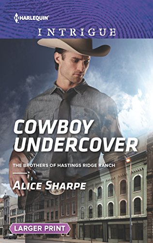 9780373749317: Cowboy Undercover (The Brothers of Hastings Ridge Ranch)