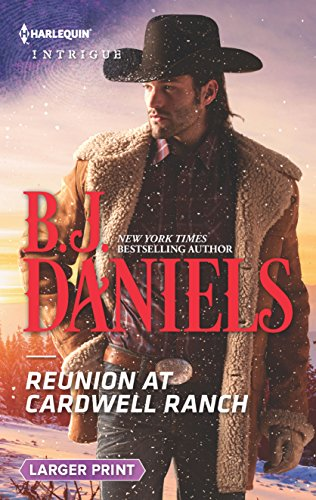 9780373749324: Reunion at Cardwell Ranch (Cardwell Cousins)