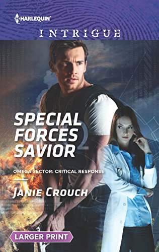 9780373749348: Special Forces Savior (Omega Sector: Critical Response)