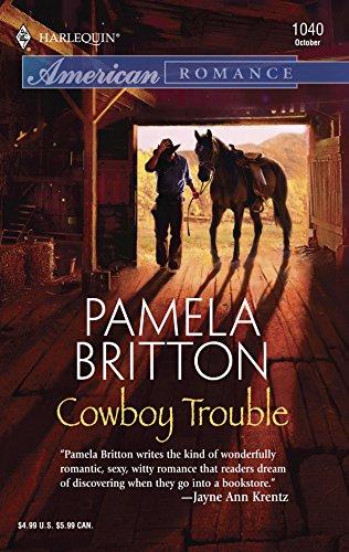 Cowboy Trouble: Pamela Britton