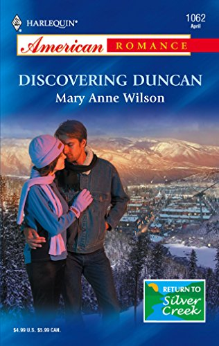 Discovering Duncan (0373750668) by Wilson, Mary Anne