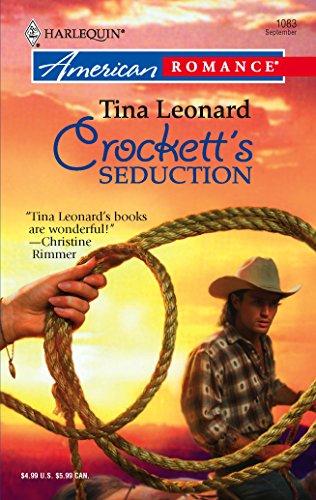 9780373750870: Crockett's Seduction