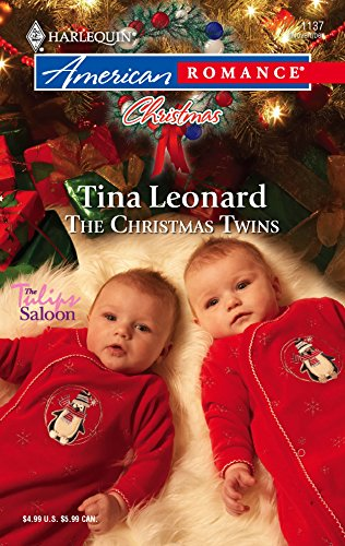The Christmas Twins (9780373751419) by Tina Leonard