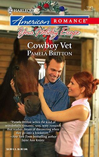 Cowboy Vet: Pamela Britton